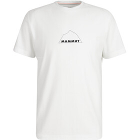 Mammut Trovat T-Shirt Men, white PRT3